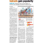 Hindustan Times e-Paper - Safety bygone_ Cheap helmets gain popularity - 18 Aug 2014 - Page #5